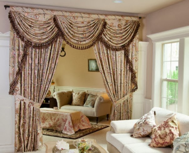 Window Valance Ideas For Living Room