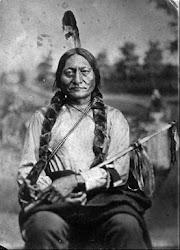 TOURO SENTADO – Chefe Sioux