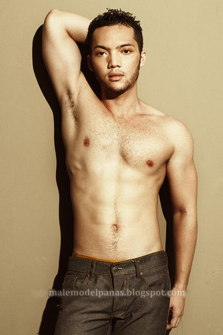 indonesian Shirtless model