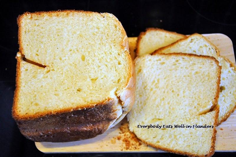 Straight Bread Dough