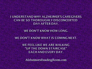 Something Had to Change   Alzheimer's Reading Room