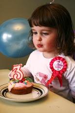 3rd Birthday - February 17, 2011