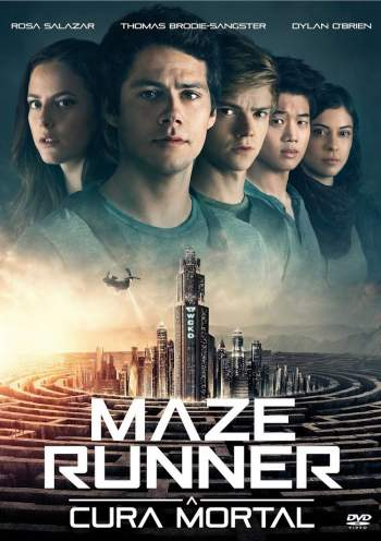 Maze Runner: A Cura Mortal Torrent - BluRay 720p/1080p Dual Áudio
