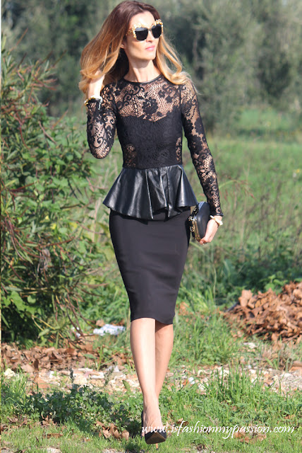 Hot or Not? #50 by In Moda Veritas, look 8