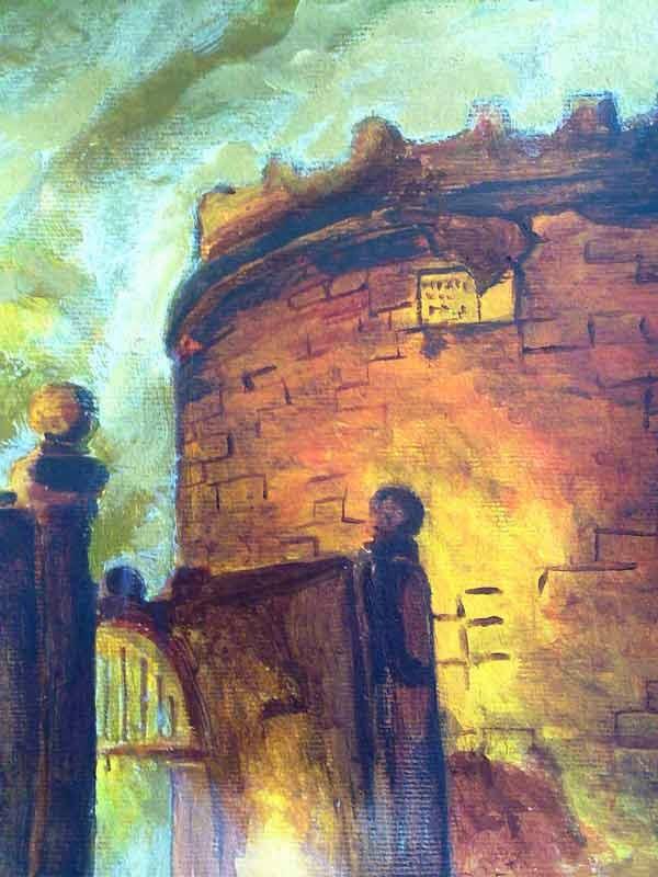 la tumba de cecilia metela