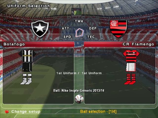 Download Patch Winning Eleven 9 Edit 3.1 Update Pemain 2013/2014