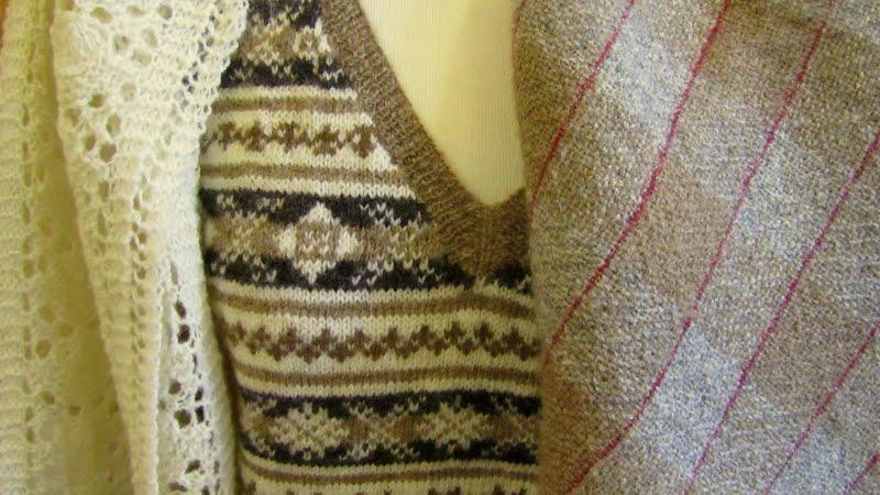 Fair Isle: The Fair Isle Textile Workshop - Knitting and so much ...