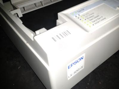 изображение Принтер Epson LX-300 + II