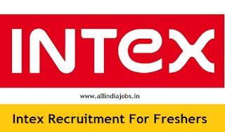 Intex careers