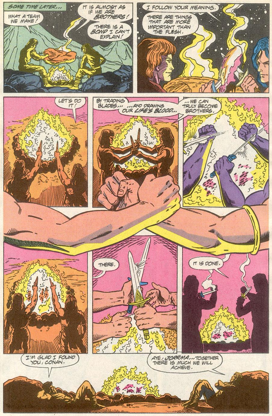 Conan the Barbarian (1970) Issue #233 #245 - English 14