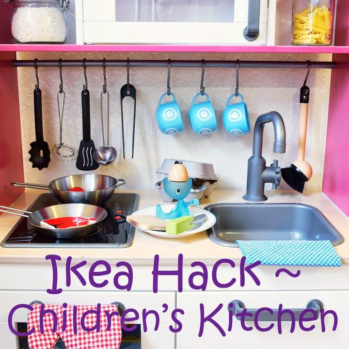 Ikea Kitchen Children: Ikea Hack ~ Sprout's New Kitchen