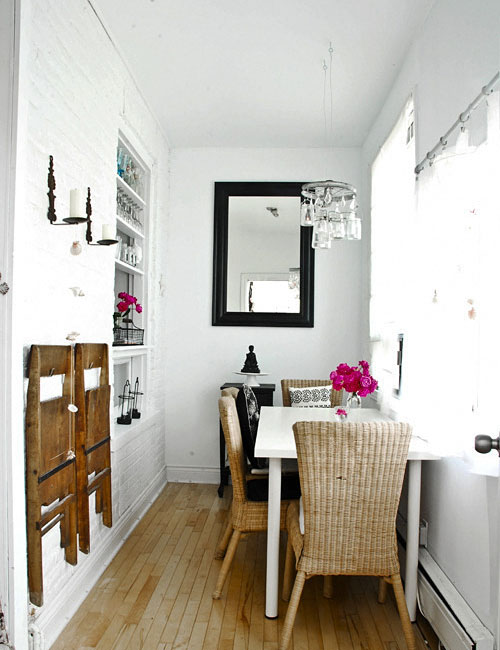 11 Very Small Dining Areas That Many People Have Interior Design Inspiratio