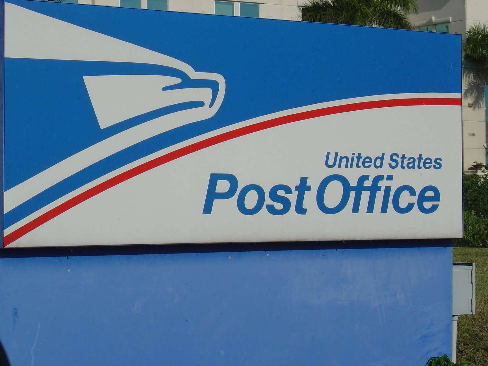United States Post Office Lake City Florida