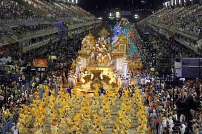 Carnaval de Salvador de Bahía - Brasil - que visitar