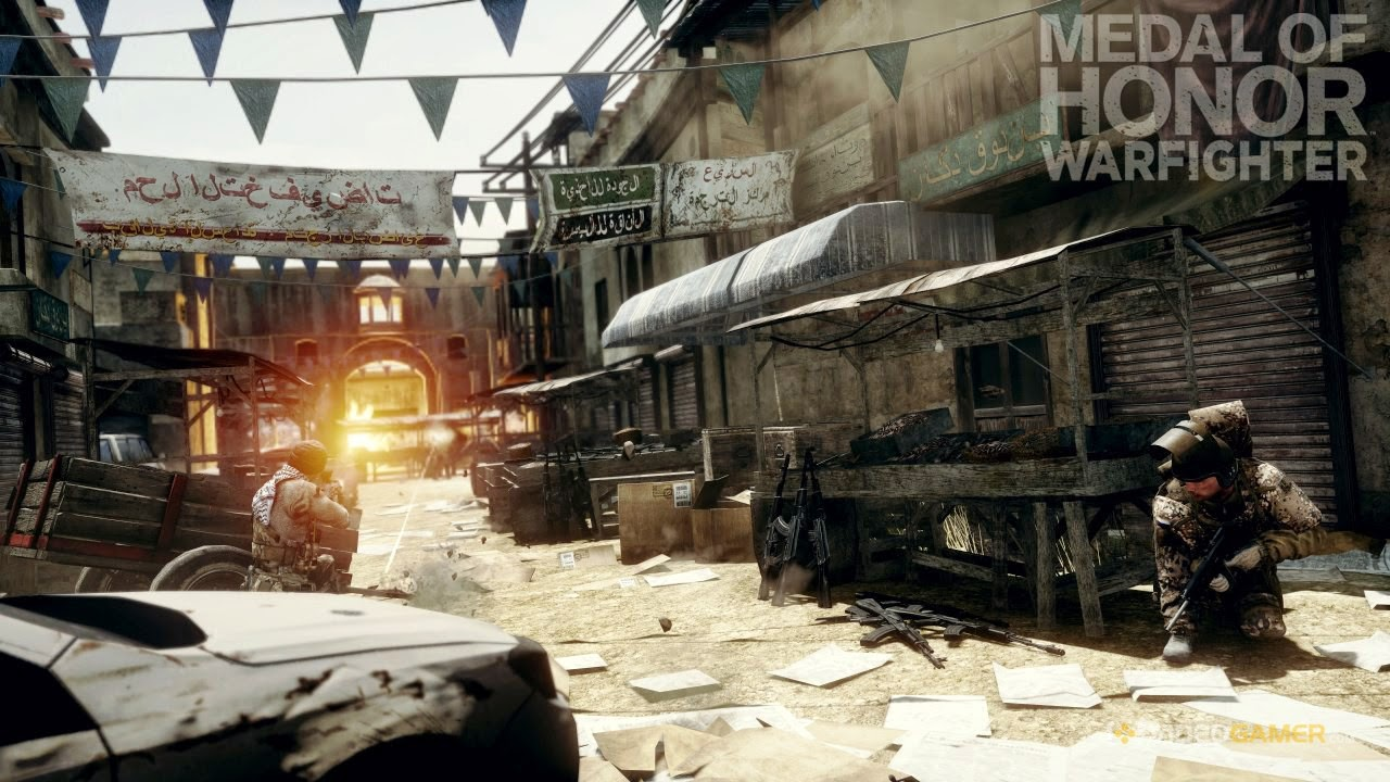 Medal Of Honor Warfighter Gameplay
