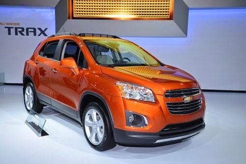 New 2015 Chevrolet Trax Small SUV