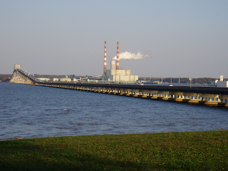 Coal Plant on Potomac River at US 301