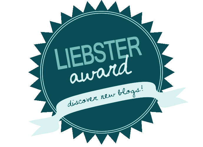 Blog nominado al Liebster Award