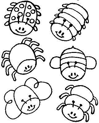 Blog professor zezinho algumas imagens de insetos para imprimir e colorir - Fotos de insectos para imprimir ...