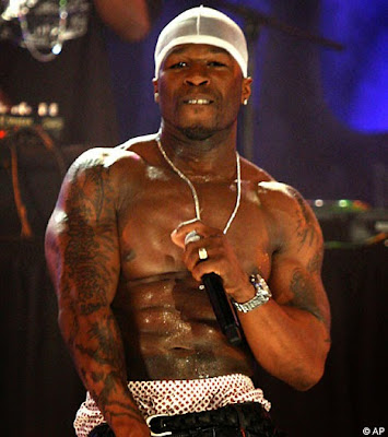 50 cent tattoos
