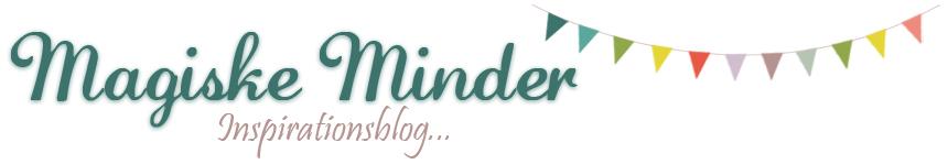 Magiske Minder - en blog om børnefødselsdag