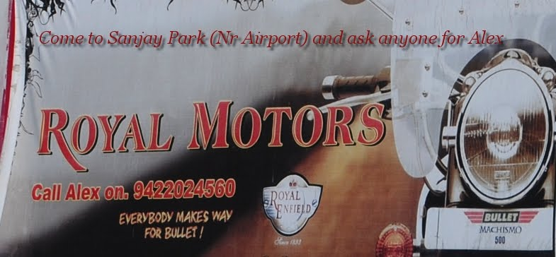 Royal motors pune royal enfield specialist only bullet for Pb motors rochester ny