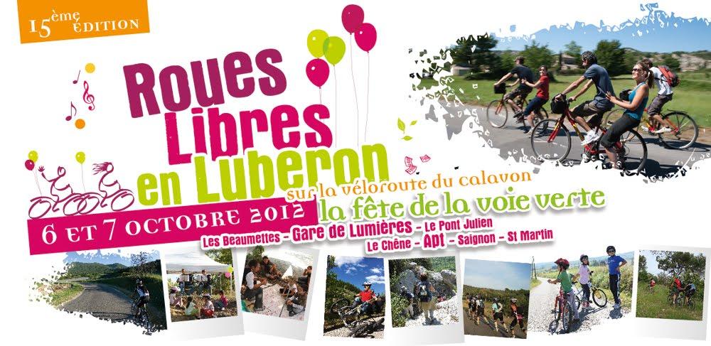 Roues Libres en Luberon
