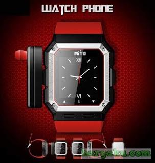 Ponsel MITO S500 Jam Tangan