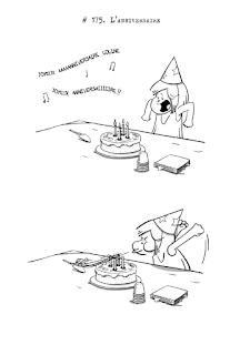 chroniques,coline,BD,humour,blog,enfant,anniversaire