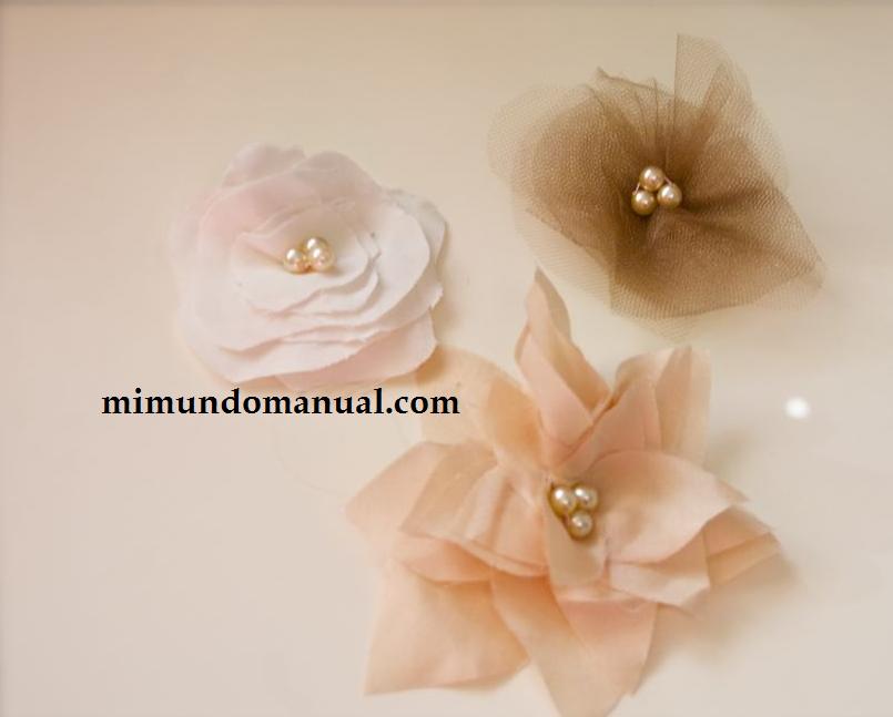 Decorar Zapateria ~ Manualidades decorar zapatos con flores ~ Mimundomanual