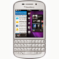 Blackberry Q10 - Putih