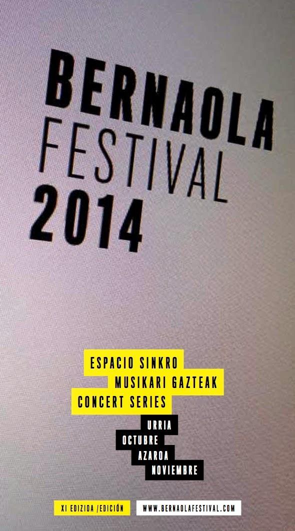 Bernaola Festival 2014