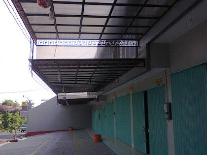 PROYEK FOLDING GATE DAN KANOPI DI CIAWI