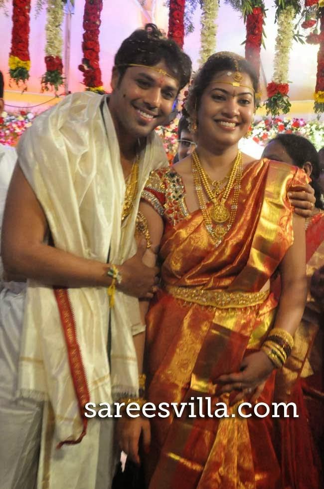 Geeta Madhuri and Ananda Krishna Nandu