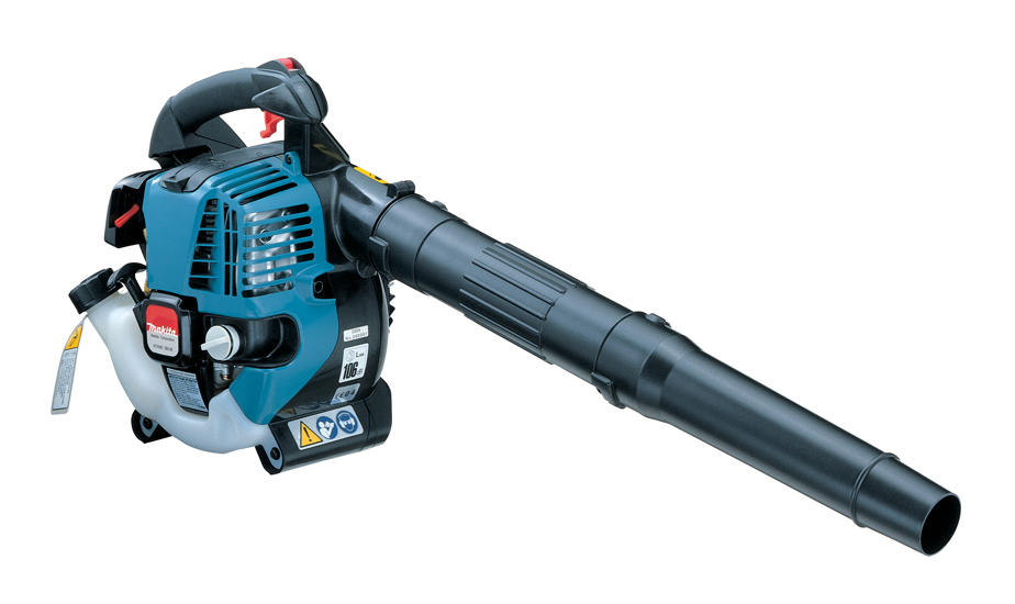 Gas Leaf Blowers : Leaf blower reviews my review of the makita stroke gas