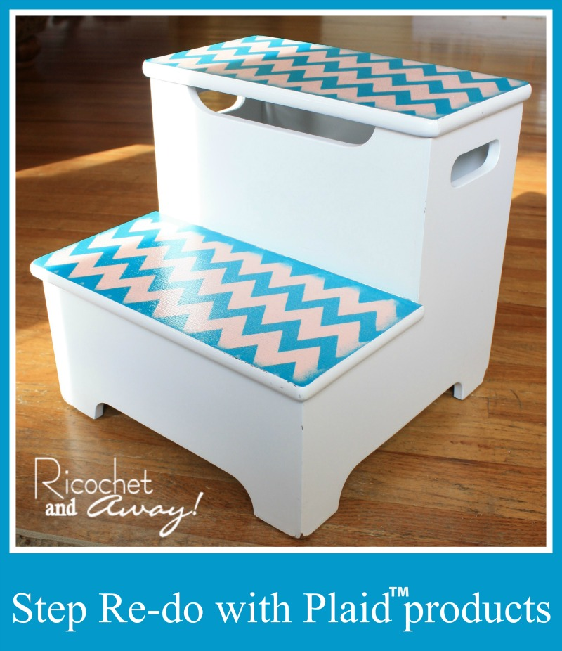 Ricochet and away plaid stencils and folk art craft for Arts and craft paint