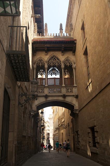 Barcelona, Spanyol,Eropa,Wisata,Travelling, Barri Gotic,Gothic Square