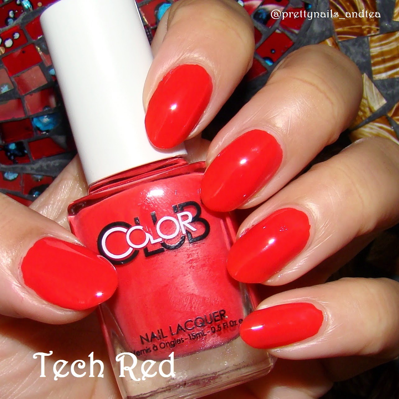 tech red color club yahoo
