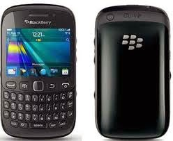 Spesifikasi Blackberry Curve Davice 9220 Black