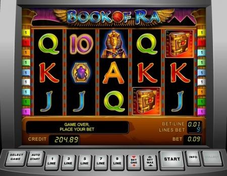 Игровые аппараты на реальные деньги  играть онлайн с