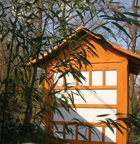 Japánkert építés