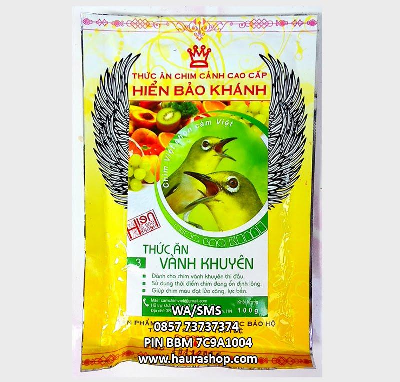 HAURA SHOP Voer HBK Vanh Khuyen Rp85000