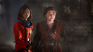 Ashildr and Clara