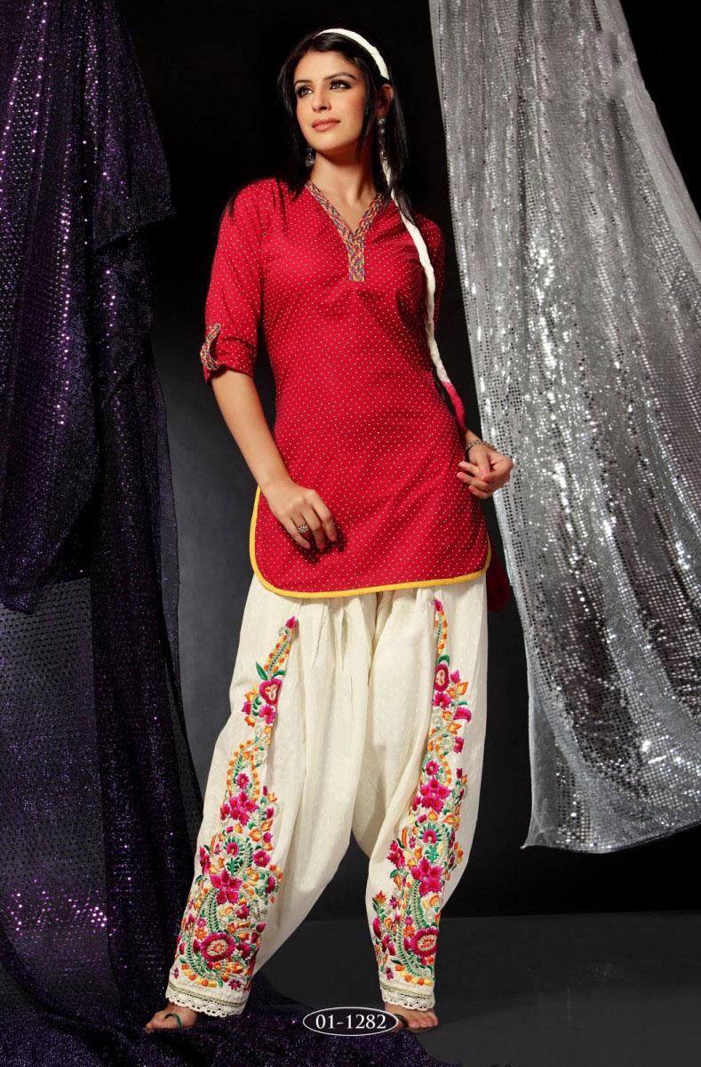 Patiala Salwar Patiala Trouser Patiala Salwar Kameez New Patiala Fashion 2012 She9