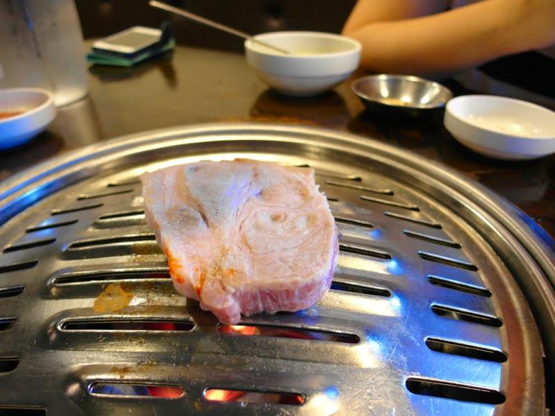 Ewha University Summer Studies Travel Seoul bukchang food alley lunarrive blog singapore saemaeul samgyupsal