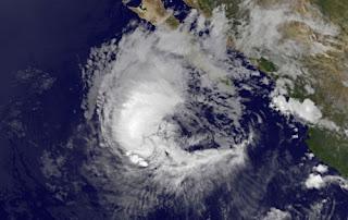 Tropischer Sturm MIRIAM - Entwarnung in Baja California, Mexiko, Miriam, Mexiko, Baja California, aktuell, Satellitenbild Satellitenbilder, Vorhersage Forecast Prognose, Verlauf, Zugbahn, Pazifische Hurrikansaison, Hurrikansaison 2012, September, 2012,
