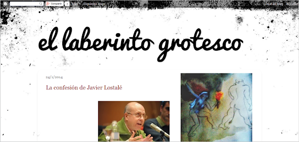 El laberinto grotesco