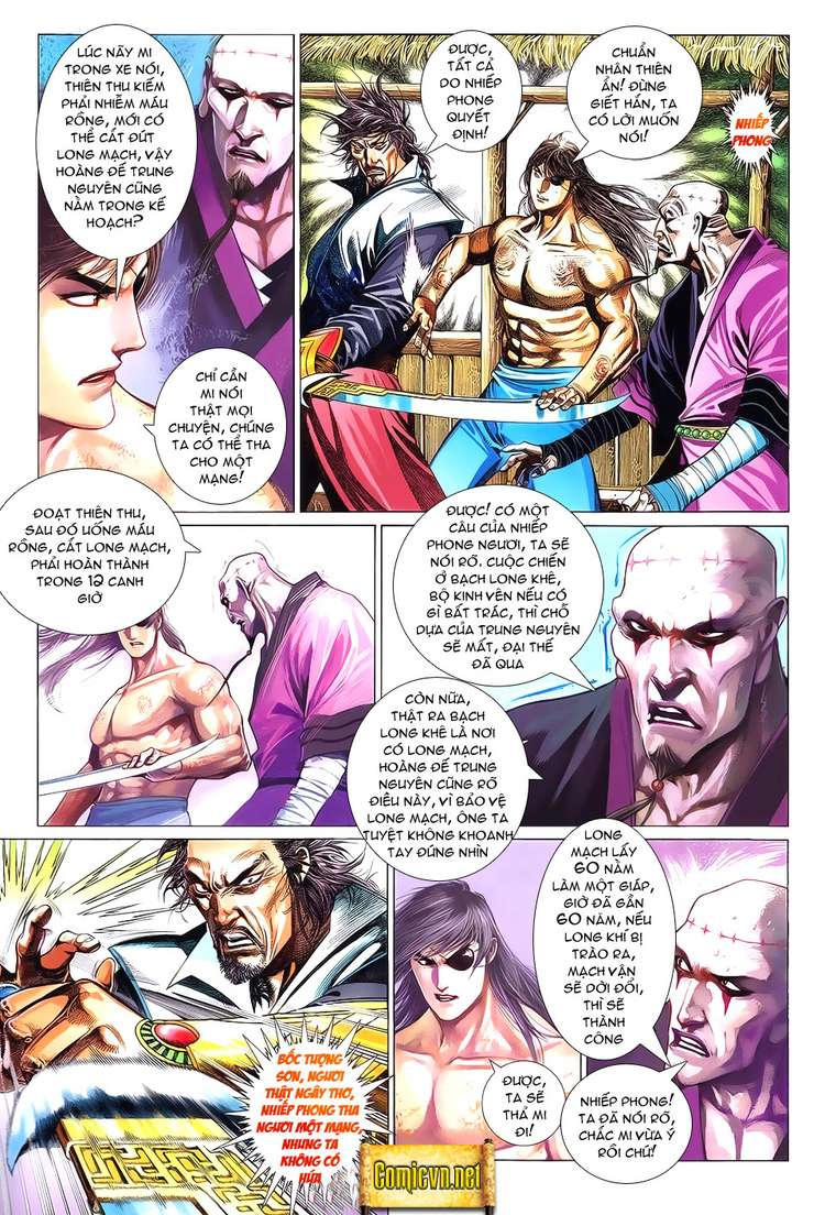 Phong Vân chap 621 Trang 9 - Mangak.info