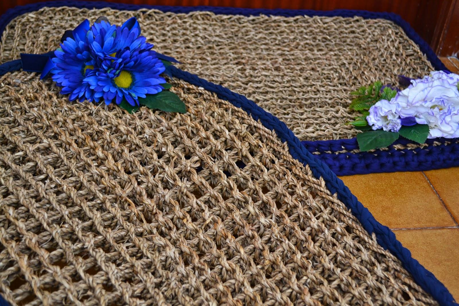 Tappeti Fai Da Te Con Fettuccia : Giochi di crochet ci sono bordati con fettuccia o bordati con