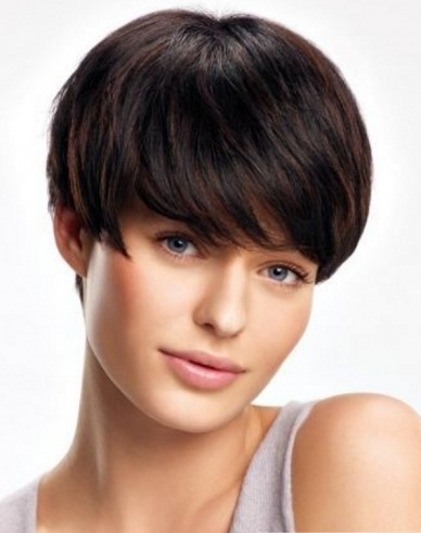 Flirty Short Pixie Haircut 2014